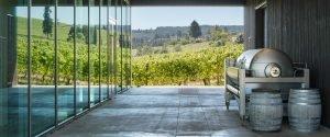 winery breezeway