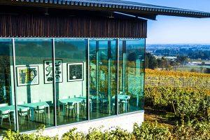 winery exterior windows